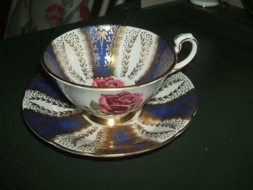 Paragon China Cup And Saucer Ebay