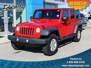 2010 Jeep Wrangler Unlimited Sport Jeep Freedom Top Manual