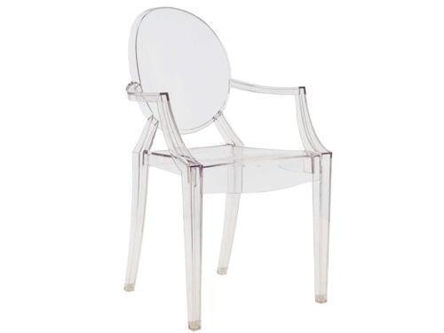 louis ghost chair ebay