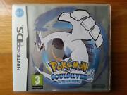 Nintendo DS Lite Pokemon Games