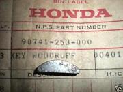 Honda CT90 Key