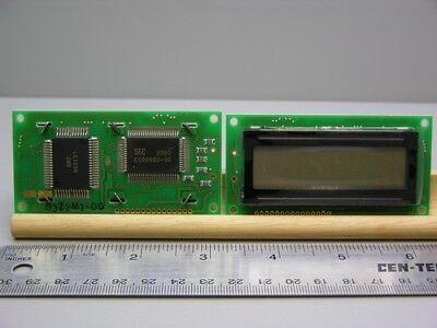 2 Optrex Dmc16204 16x2 Character Stn Lcd Modules