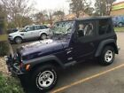 Jeep Wrangler Passenger Vehicles