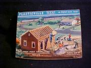 Plasticville Buildings