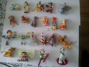 Disney Grolier Ornaments