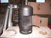 Gas Bottle Woodburning Stove