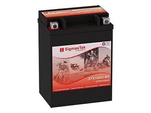Replacement for Honda 700CC VF700C Magna, 1984-1986 Motorcycle battery