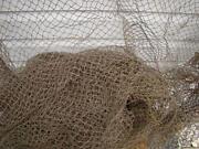 Antique Fishing Net