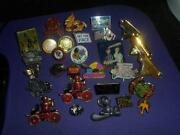 Lapel Pin Lot