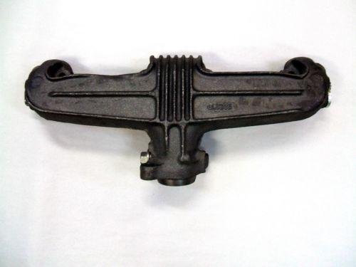 exhaust manifold dodge 360 chrysler 318 left manifolds right