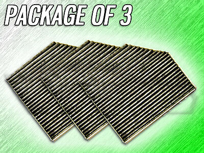 Used, C36071 CABIN AIR FILTER FOR AUDI A4 S4 A5 S5 Q5 - PACKAGE OF 3 for sale  Shipping to Canada