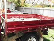 Steel Ute Tray