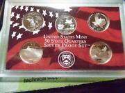 Silver Quarter Proof Set