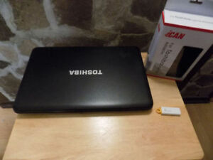 Custom Gaming laptop New 3.3 GHz CPU 16GB Ram 240GB SSD