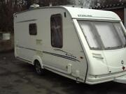 Sterling 2 Berth Caravan