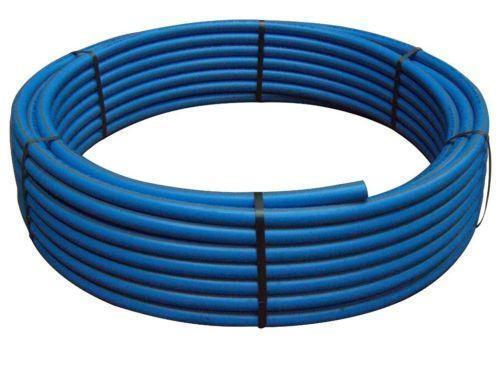 Mains water pipe ebay for Plastic plumbing pipes