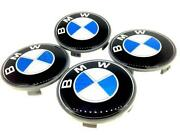 BMW Carbon Centre Caps
