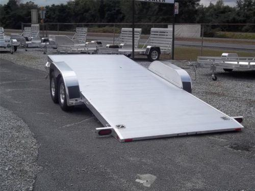 All Aluminum Travel Trailers  Ft Wide
