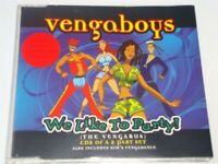 Vengaboys CD Collection:
