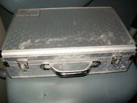 Silver-Metal-Professional-Case-Work-Bag