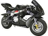 Brand New Electric Pocket Bike 1000w Motor 36V Battery Sp. Sale