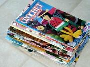 Crochet Book Lot