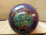 Inferno Bowling Ball