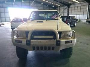 NISSAN PATROL PAIR OF FRONT SHOCK ABSORBERS 97 TO 14 (TMP-140769) Brisbane South West Preview
