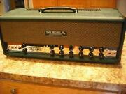 Electric Guitar Amplifier Mesa Boogie