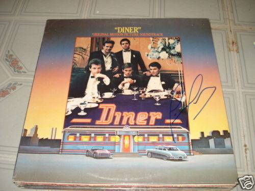 Diner Tim Timothy Daly Signed LP Album Cover Photo