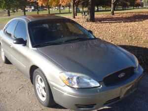 2004 Taurus SEL. Top of the line. Only $2750.00