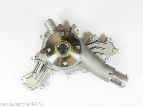on 2001 Ford Explorer Sport Water Pump