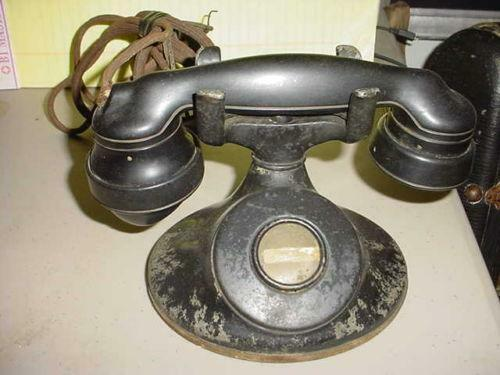 antique telephone western electric telephone