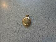 10K Yellow Gold Charm
