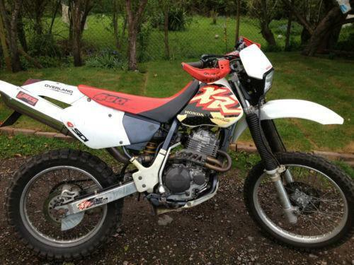 honda xr 400 ebay. Black Bedroom Furniture Sets. Home Design Ideas