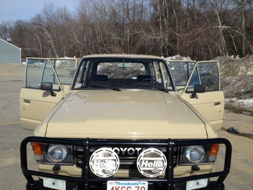 Toyota Landcruiser Fj60 Ebay