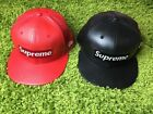 Supreme Leather Hats for Men