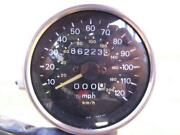 Suzuki Intruder Speedometer