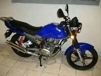 2012 MOTOROMA 125cc 11 months MOT