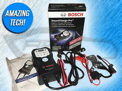 BOSCH SMART CHARGEPRO BATTERY CHARGER/MAINTAINER - AMAZING TECH for sale  Oxnard