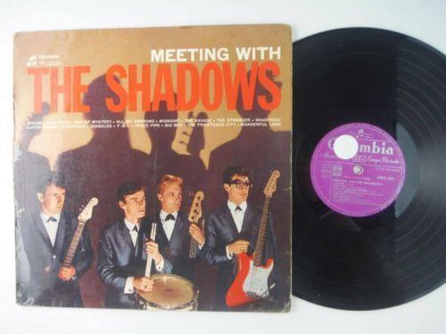 The Shadows Lp Albums Lps Ebay