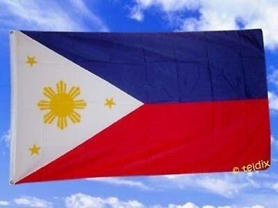 Fahne Flaggen PHILIPPINEN 150x90cm TDShop24