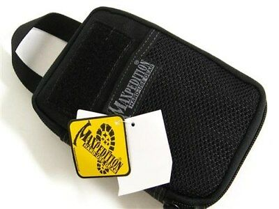 MAXPEDITION Black Mini POCKET ORGANIZER Pouch! 0259B