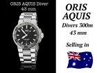 Oris Men's Oris Aquis Watches
