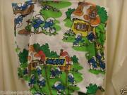 Smurf Fabric