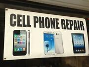 Cell Phone Repair Sign