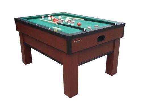 Bumper Pool Table EBay - Pool table manufacturers list