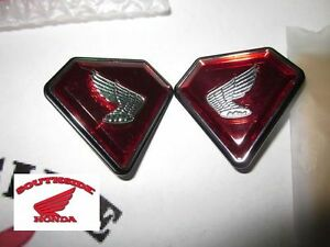 HONDA CB750K EMBLEM BATTERY SIDE COVER