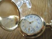 Fancy Dial Pocket Watch