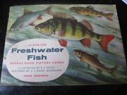 Brooke Bond Freshwater Fish